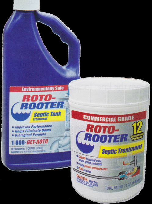 Roto Rooter Septic Tank Treatment 12pk Roto Rooter Drain