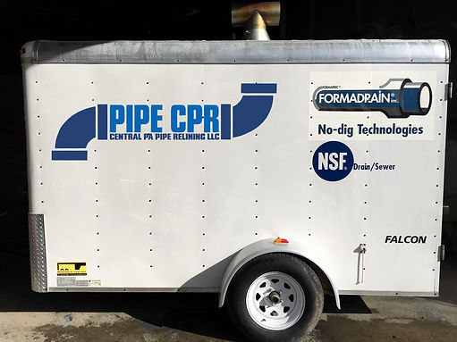 Central PA Pipe Relining LLC | CIPP Liners
