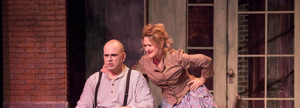 Sweeney Todd & Mrs. Lovett