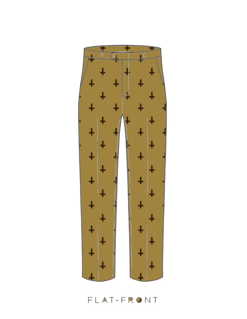 Petrine Cross Khakis Digital Mock Up