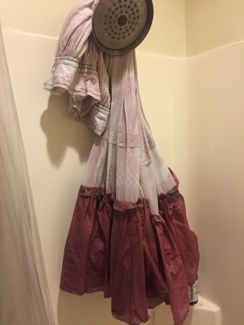 Mrs Lovett Skirt (After)