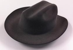 Sombrero de seguridad flocado