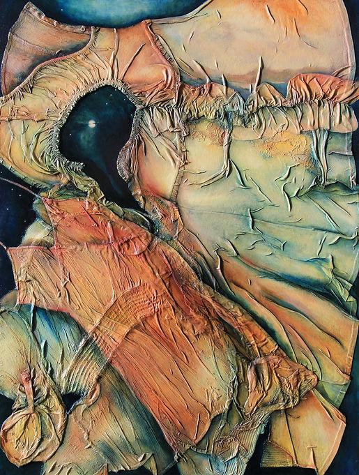 Caroline Rust Artworks at RUSTangleStudio