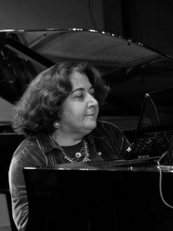 Marianna Shalitaeva noir et blanc