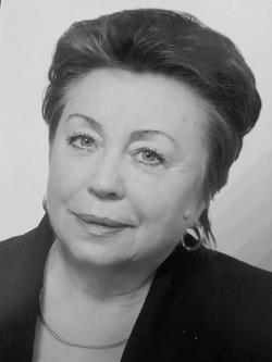 Tatiana Shuvakhina noir et blanc