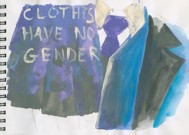 clothes have no gender