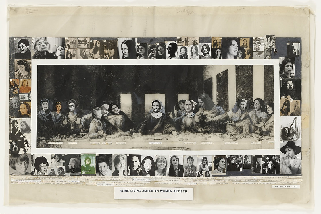 Some Living Amercan Women Artists/Last Suppe