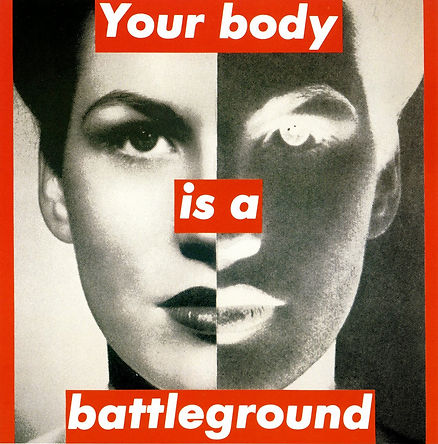 Your Body Is A Battlground
