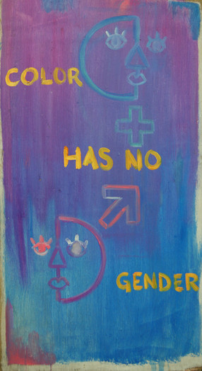 Color Has No Gender
