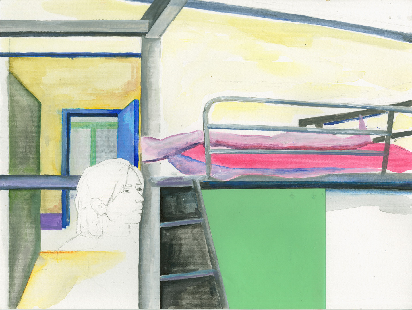 quiet dormitory