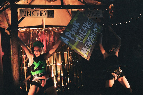 A Punk Theatre Movement