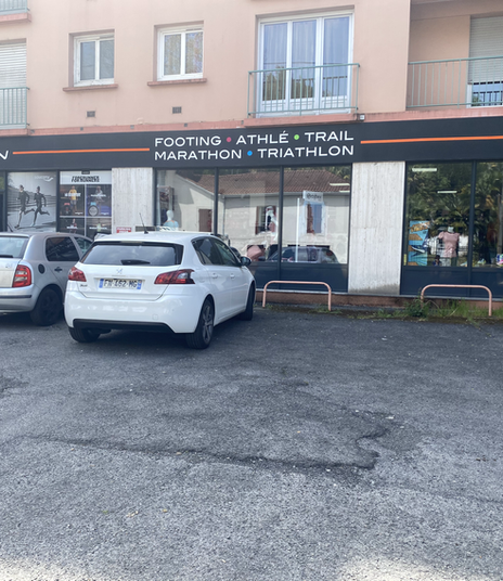 parking rrun pau