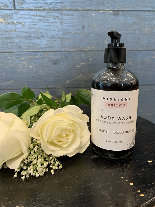 Midnight Paloma Body Wash