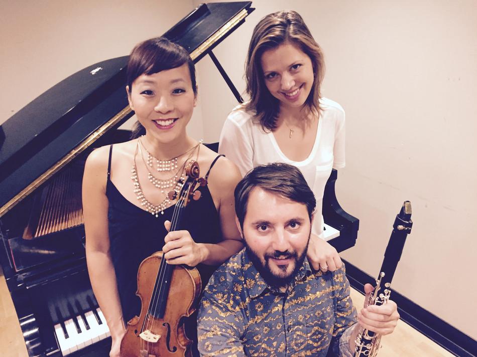 Kairos Clarinet Trio