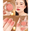 Thumbnail: So Glam Go Blush Soft Blusher Biscuit Party Collection 08 Rose Ladyfinger
