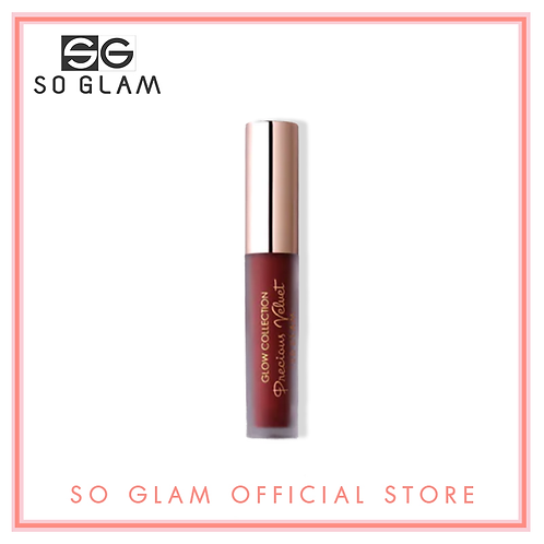 Precious Velvet Glow Collection Color Lip Gloss 101 Rosy