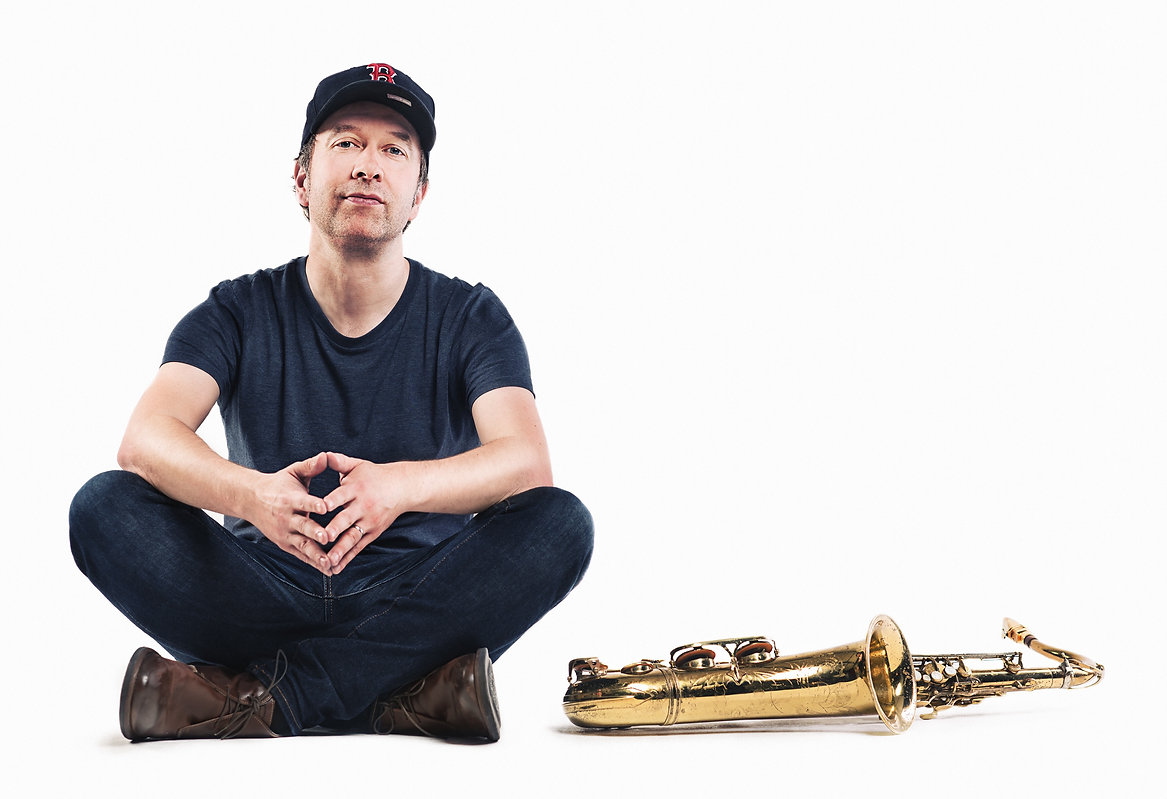 Jamie Michael Harris Saxophonist