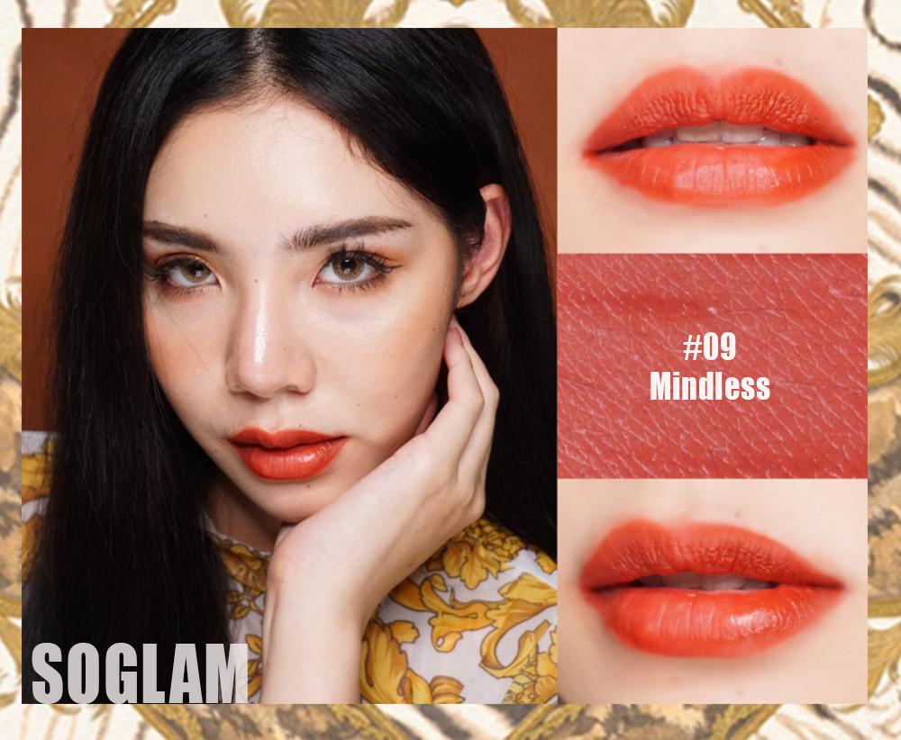 So Glam Precious Velvet ปากแมทแบบสุขภาพดี
