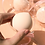 Thumbnail: So Glam Fluffy Peach Blending Sponge