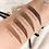 Thumbnail: So Glam Go Brow Slim Slim Eyebrow Pencil 02 Chocolate