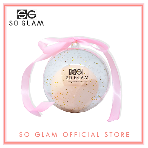 So Glam Fluffy Peach Blending Sponge