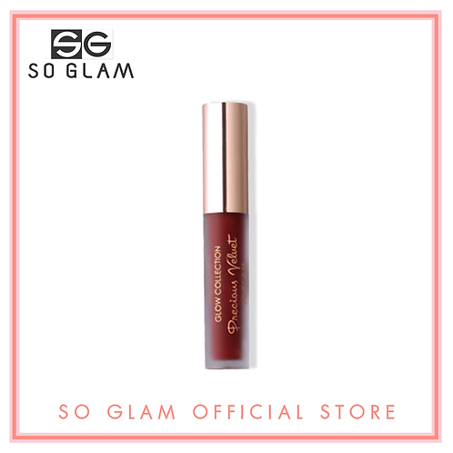 Precious Velvet Glow Collection Color Lip Gloss 102 Bloomed