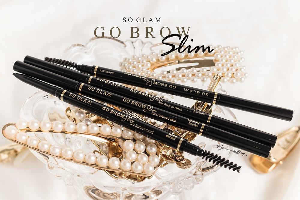 ดินสอเขียนคิ้วสลิมsoglam