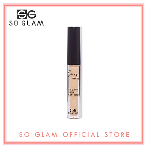 So Glam Cover Me Up Longwear Liquid Concealer 03 Custard