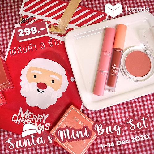 Santa's Mini Bag Set