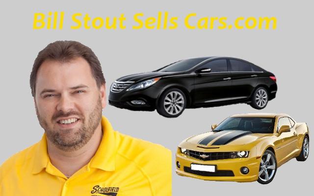 Scholfield Hyundai West >> Bill Stout Sells Cars At Scholfield Hyundai West In Wichita Kansas