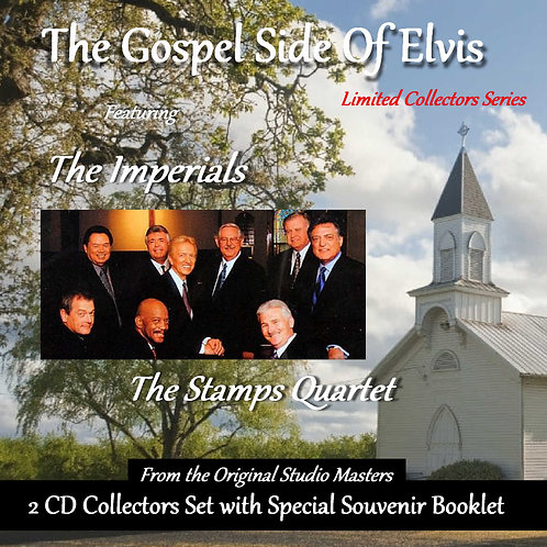 The Gospel Side Of Elvis, Featuring The Imperials ans Stamps Quartet