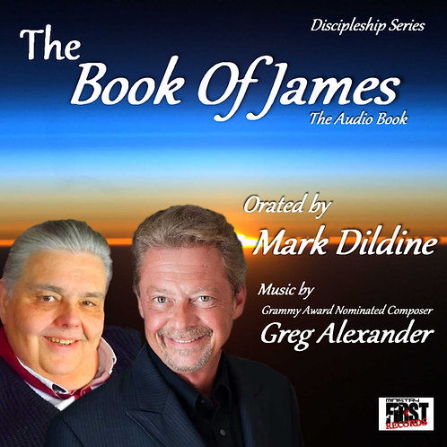 The Book Of James, Audio Book