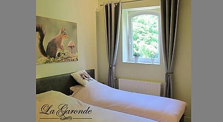 Chambre des Écureuils la Garonde Maison d'Hôte