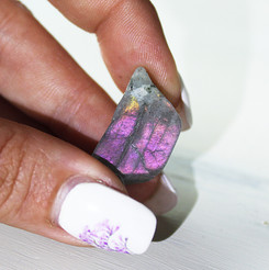Purple Labradorite