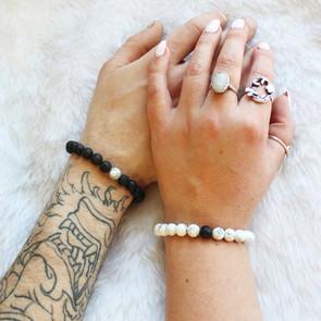 Yang to my Yin Friendship Bracelet