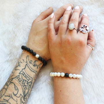 Crystal Friendship Bracelets