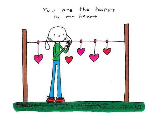 88 - You are the happy in my heart