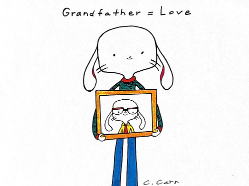 81 - Grandfather = Love