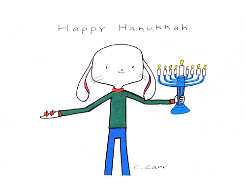 65 - Happy Hanukkah