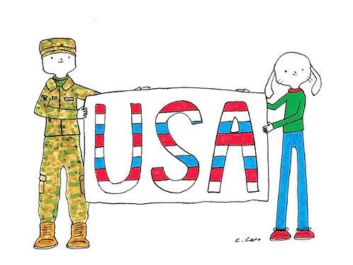 11 - USA  (grateful)