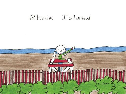 93. Rhode Island (lifeguard)