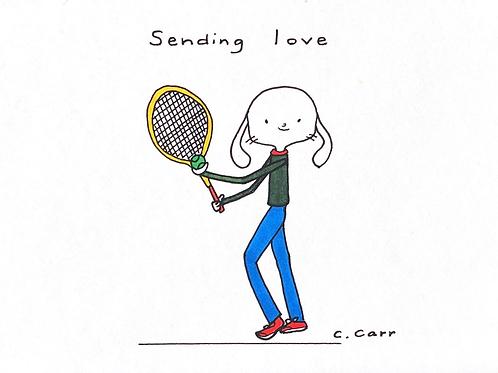 79 - Sending love