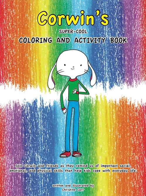 Corwin's social/emotional coloring and activity book