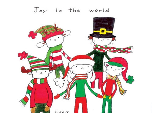 83 - Joy to the world