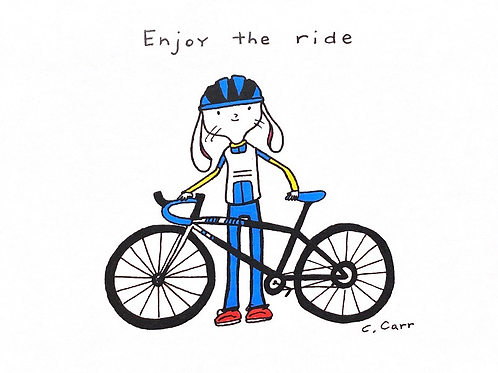 77 - Enjoy the ride