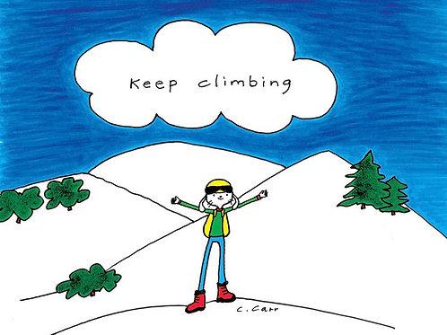 89 - Keep Climbing