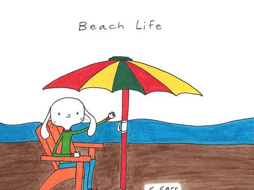 96. Beach life