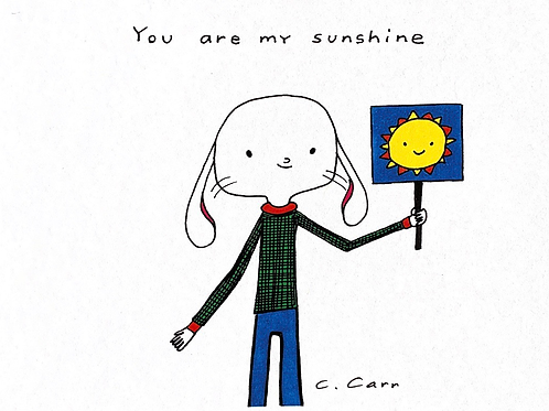 72 - You are my sunshine