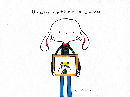 82 - Grandmother = Love