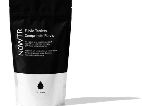 Minéraux et Acide Fulvic NüWTR - Pack de 30 Comprimés